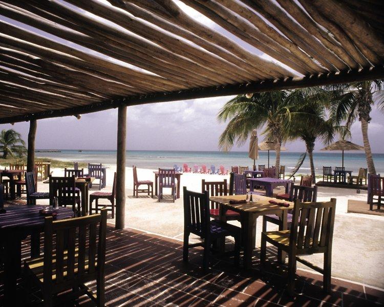 Divi Aruba Phoenix Resort Terrasse