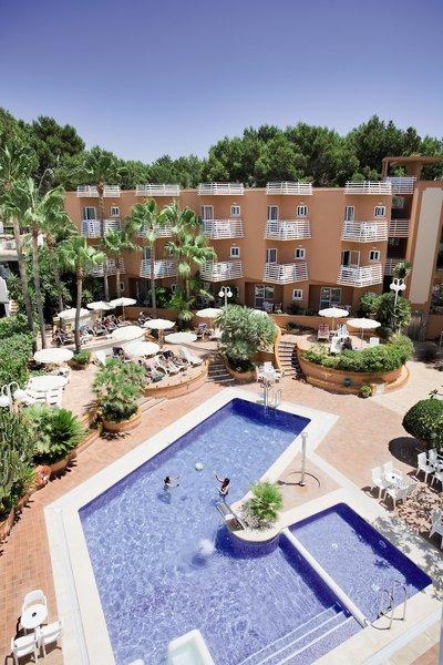 allsun Hotel Paguera  Außenaufnahme