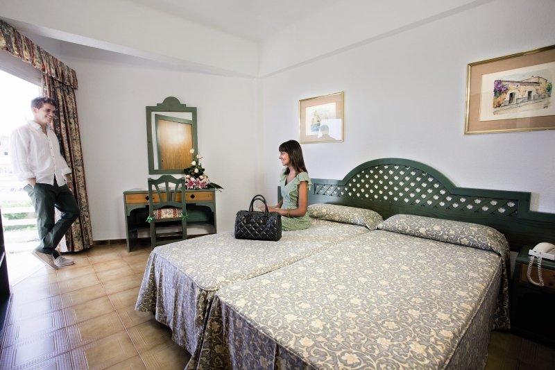 allsun Hotel Paguera  Wohnbeispiel
