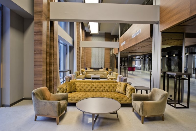 lti Serra Resort Lounge/Empfang