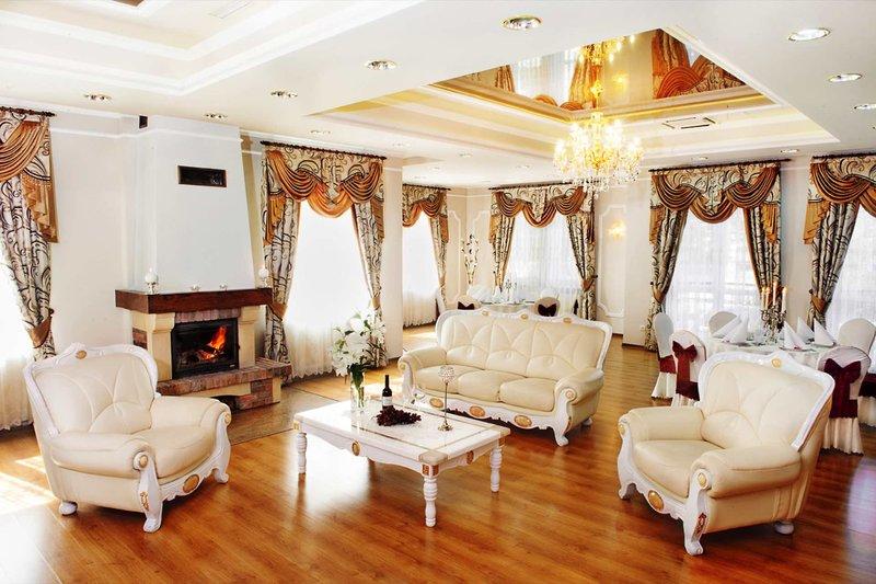 Kurhotel Adam & Spa Lounge/Empfang