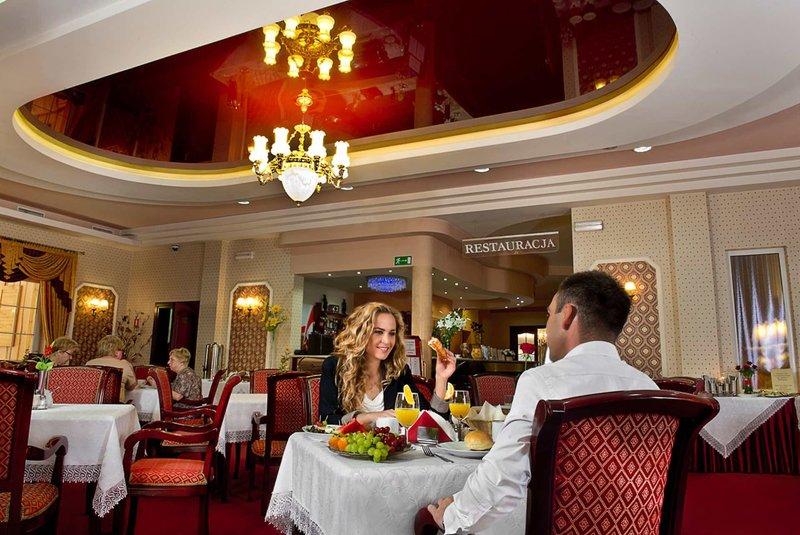 Kurhotel Adam & Spa Restaurant