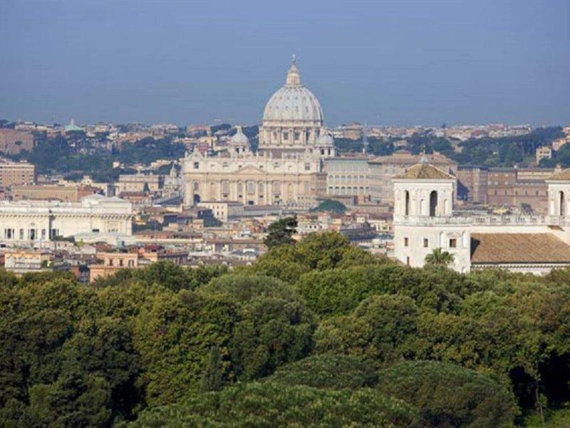 Urlaub im Marriott Rome Grand Hotel Flora - hier günstig online buchen