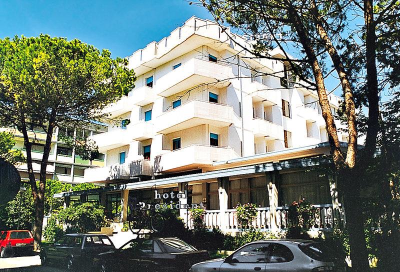 Urlaub im President Bibione - hier günstig online buchen