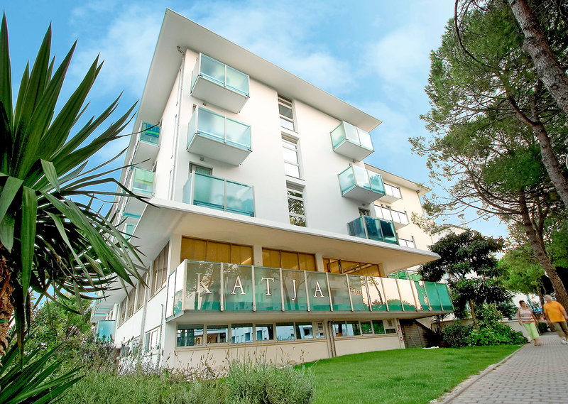 Urlaub im Katja Hotel - hier günstig online buchen