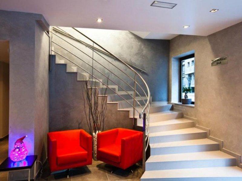 Hotel del Pui Lounge/Empfang