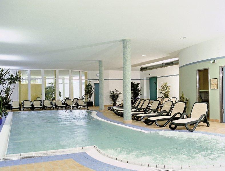 Urlaubshotel Binder Hallenbad