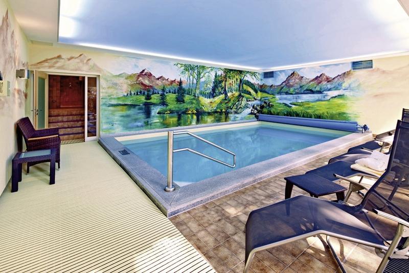 Best Western Hotel Antoniushof Pool