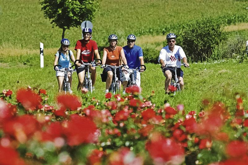 Glasgarten Sport und Freizeit