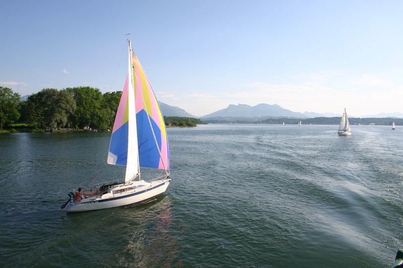 Yachthotel Chiemsee Sport und Freizeit