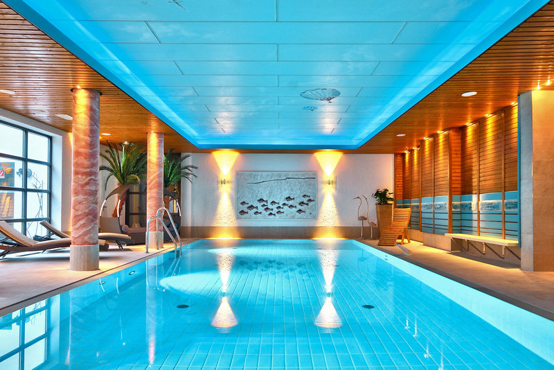 Yachthotel Chiemsee Pool