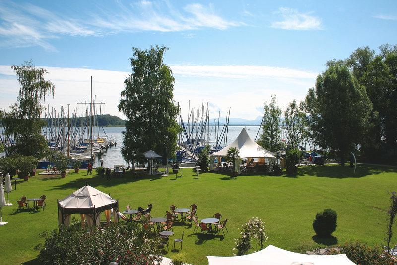 Yachthotel Chiemsee Strand
