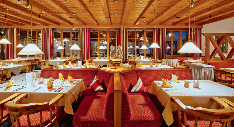 Yachthotel Chiemsee Restaurant
