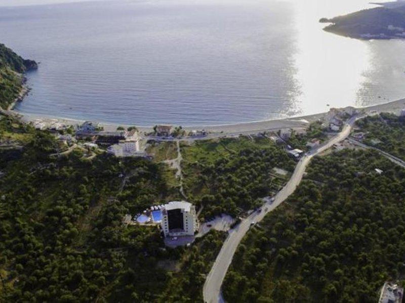 Rapos Resort Hotel Landschaft