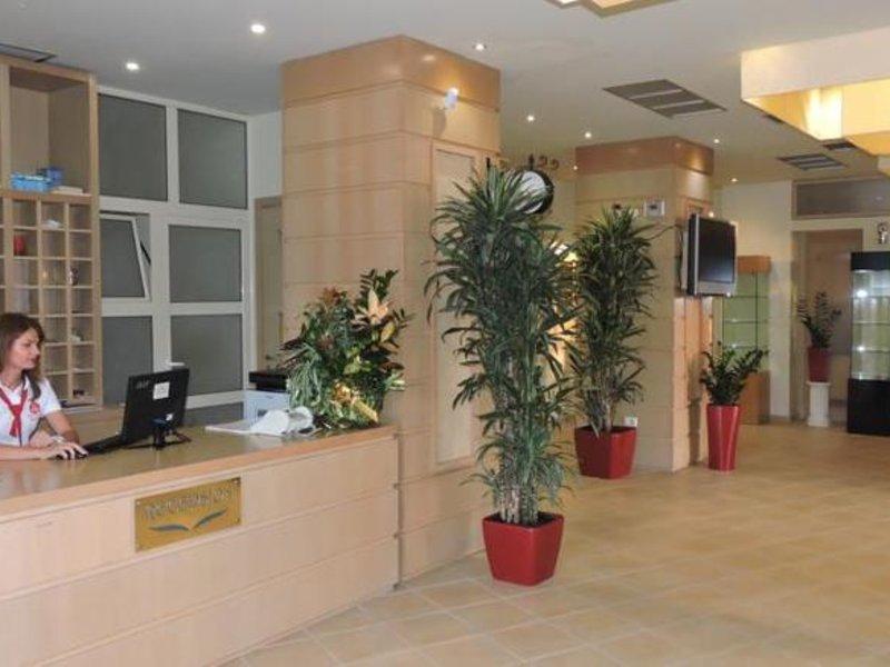 Rapos Resort Hotel Lounge/Empfang