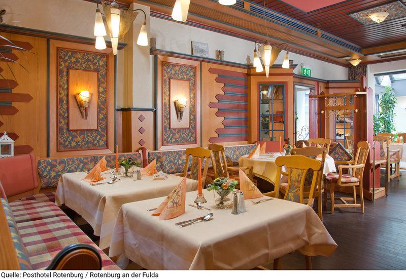 Posthotel Rotenburg Restaurant
