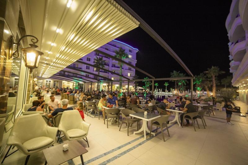 Hotel Grand Blue Fafa Restaurant