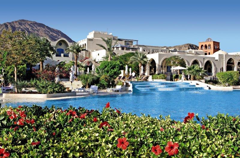 El Wekala Golf Resort Taba Heights Pool