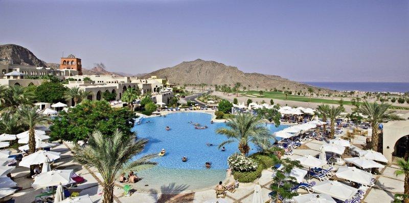 El Wekala Golf Resort Taba Heights Außenaufnahme