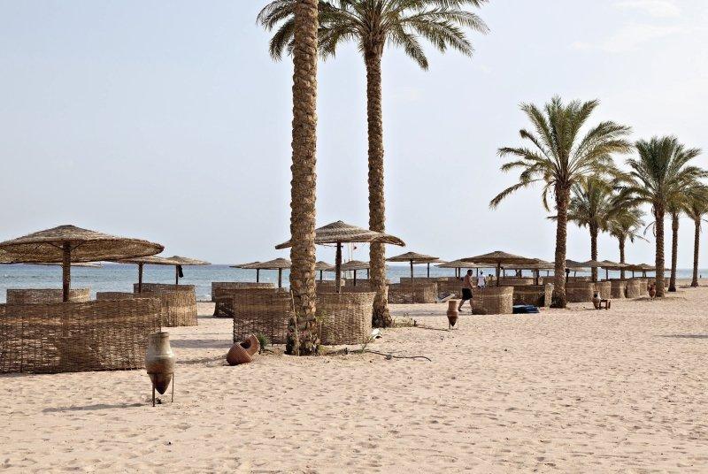 El Wekala Golf Resort Taba Heights Strand