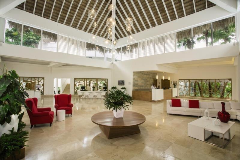 Viva Wyndham V Heavens-Erwachsenenhotel ab 18 Jahren Lounge/Empfang
