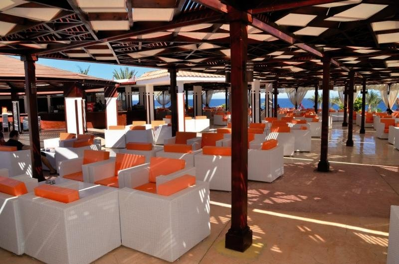 Fantazia Resort Lounge/Empfang