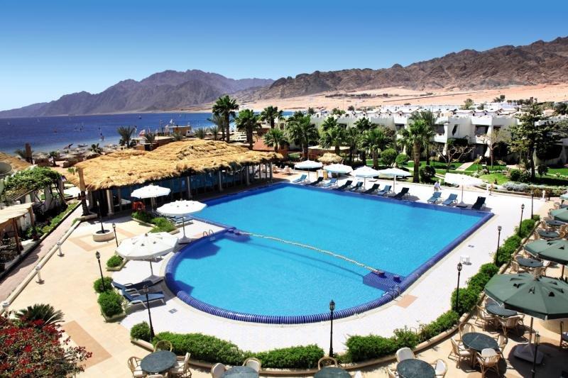 Swiss Inn Resort Dahab Pool