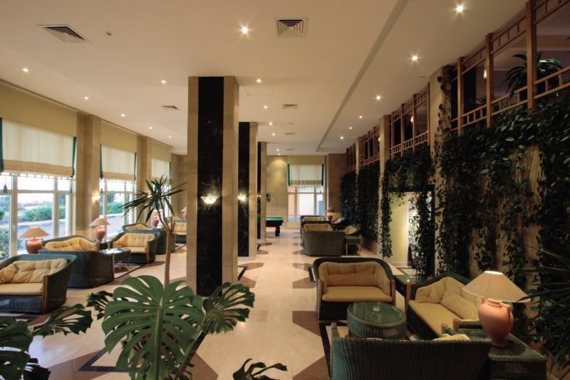 Sea Garden Lounge/Empfang