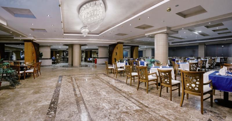 Samra Bay Hotel & Resort Lounge/Empfang
