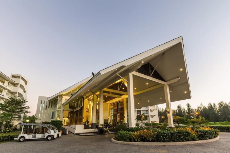 Kantary Beach Hotel Villas & Suites Khao Lak Außenaufnahme