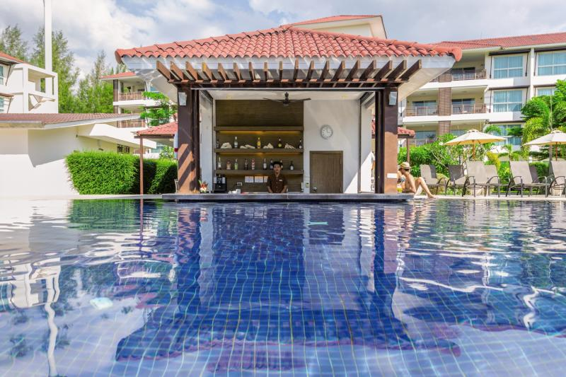 Kantary Beach Hotel Villas & Suites Khao Lak Pool
