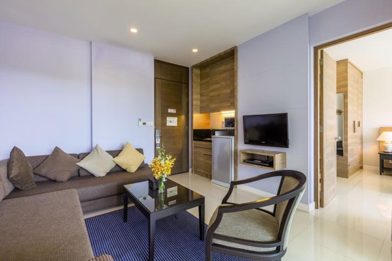 Kantary Beach Hotel Villas & Suites Khao Lak Wohnbeispiel