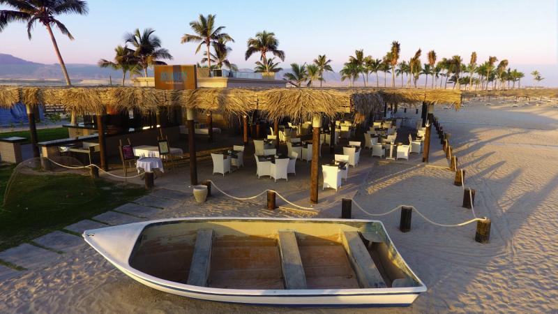 Fanar Hotel & Residences Terrasse