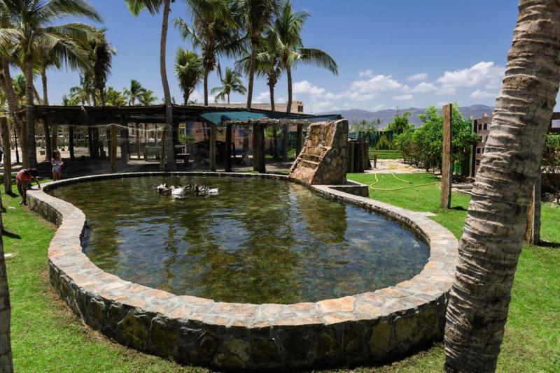 Fanar Hotel & Residences Garten