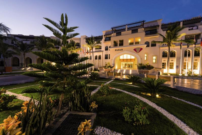 Fanar Hotel & Residences Außenaufnahme