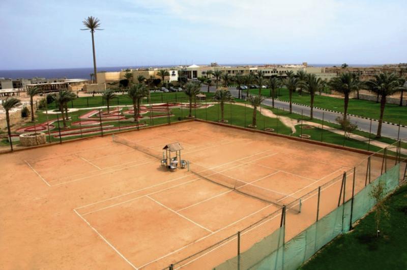 Hilton Sharks Bay Resort Sport und Freizeit
