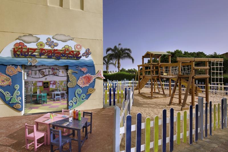Hilton Sharks Bay Resort Restaurant