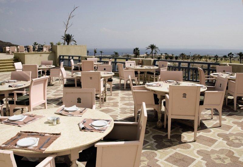 El Wekala Golf Resort Taba Heights Terrasse