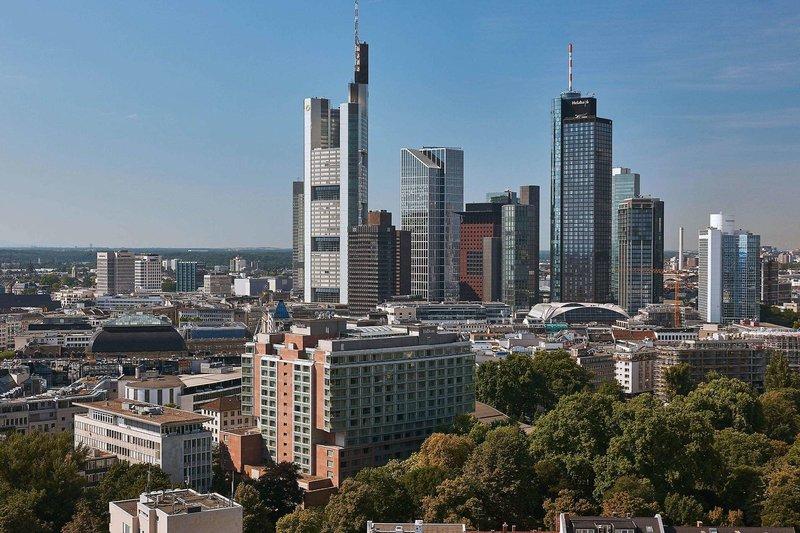 Hilton Frankfurt City Centre
